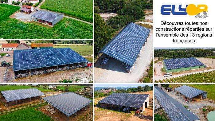 Elyor group Développeur et concepteur de projets solaires