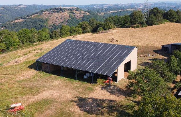 hangar solaire elyor group